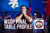 WSOP Final Table Profile: Scott Blumstein