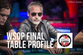 WSOP Final Table Profile: Damian Salas
