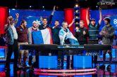 WSOP : La Table Finale du Main Event en direct