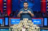 Main Event : Scott Blumstein triomphe pour 8 millions, Ben Pollak 3e pour 3,5 millions