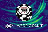 14 Gold WSOP Rings to be Won at King's Casino