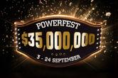 partypoker Reveals Powerfest Schedule with $35 Million in Guarantees