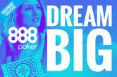 Turn $1 into a WSOP Europe Main Event Package at 888poker!