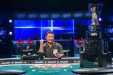 Guo Liang Chen Wins WPT Borgata Poker Open