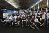 2592 passionnés de poker pour lancer le WiPT à la Villette, les 50 gagnants d'un freeroll record