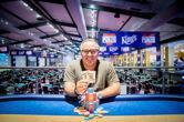 Dan Shak Wins WSOPE €25,000 Super High Roller for €210,112