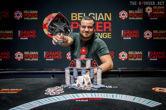 BPC Namur : Julien Baldassarre triomphe après un deal avec Paul Berende et Bart Lybaert