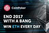 Cryptocurrency Alert: Play to Win ETH at CoinPoker!
