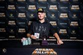 Bas de Laat Defeats Adam Agresta to Win Aussie Millions Event #5
