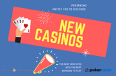New Casino Sites: Full List of New Online Casinos in 2018