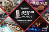 American Poker Awards Results