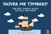 Dominate the Seven Seas With These KICKASS Pirate Slots!