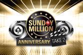 PokerStars Tries Again: $10 Million Sunday Million on April 22