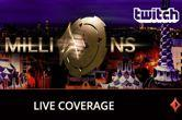 Streaming : Le partypoker LIVE MILLIONS en direct de Barcelone