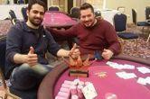Χωριανόπουλος και Τσοκαρίδης στην κορυφή του Israelian Superstars €220 Side Event