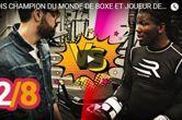 VIDEO : YoH_Viral rencontre le boxeur Hassan N'dam à Monaco