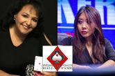 Maria Ho et Lupe Soto entrent au Women in Poker Hall Of Fame