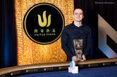 Triton SHR Montenegro : Mikita Badziakouski triomphe pour 2 millions, le Français Rui Cao 2e du Main Event