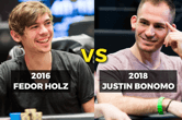 Justin Bonomo on Pace to Surpass Fedor Holz's Breakout Year
