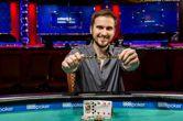 Julien Martini remporte le 18e bracelet français aux WSOP
