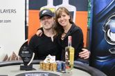 Couple Alex Foxen & Kristen Bicknell Finish One-Two in MSPT Venetian