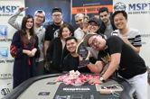 Malaysia's Michael Soyza Wins $1,600 MSPT Venetian for $588,249