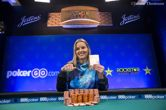 Jessica Dawley Wins the WSOP Ladies Championship for $130,230!