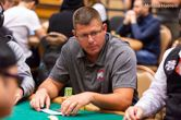 Mike Barlow Playing for his Friend in WSOP Crazy Eights