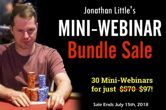 Jonathan Little's Mini-Webinar Bundle Sale