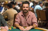 Max Steinberg Busts First Hand of the WSOP Main Event