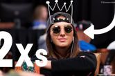 How Kelly Minkin Busted the 2018 WSOP Main Event