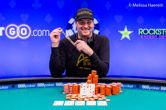 Ο Phil Hellmuth κατακτά το 15ο μπρασελέ στην καριέρα του στο $5,000 NLHE ($485,082)