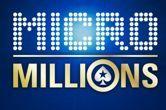 Les Micro Millions reviennent sur PokerStars