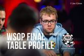 WSOP Main Event Final Table Profile: Michael Dyer