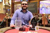 Anthony Zinno termine par une victoire au Venetian (466.670$)