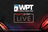 WPT, partypoker Announce Four-Year Deal for Europe and Canada Events