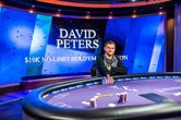 David Peters Wins 2018 Poker Masters Event #1: $10K No-Limit Hold'em