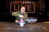 Colin Gillon Wins the Irish Poker Masters for €175K