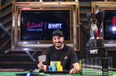 Ruberto Wins WPT Maryland for Second Tour Title