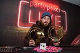 O'Dwyer Wins Back-to-Back High Rollers at partypoker LIVE MILLIONS UK