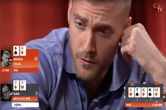 WATCH: Loeser Lays Down Full House Against Shak in partypoker Cash Game