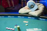 Having Only a Flush and Facing a River Check-Raise All-In