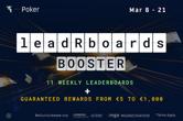 Jalankan Sekali Hadiah leadRboard - Temukan Seberapa Banyak Anda Bisa Menang