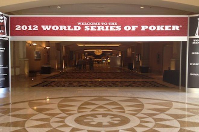 2012 WSOP