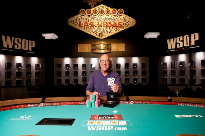 First Five With Bracelet Winner David Arsht 0001