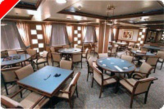 Der neue Pokerroom eröffnet in Tampa Bay Downs 0001