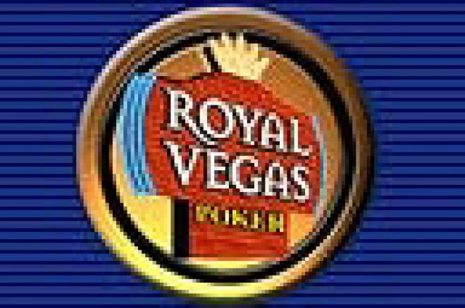 Herausforderung zu Royal Vegas Poker $ 20,000 Poker Punkten 0001