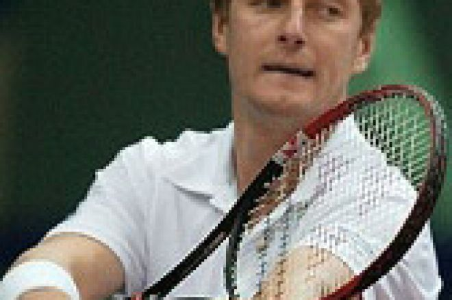 Tennis Star Moves into Poker 0001