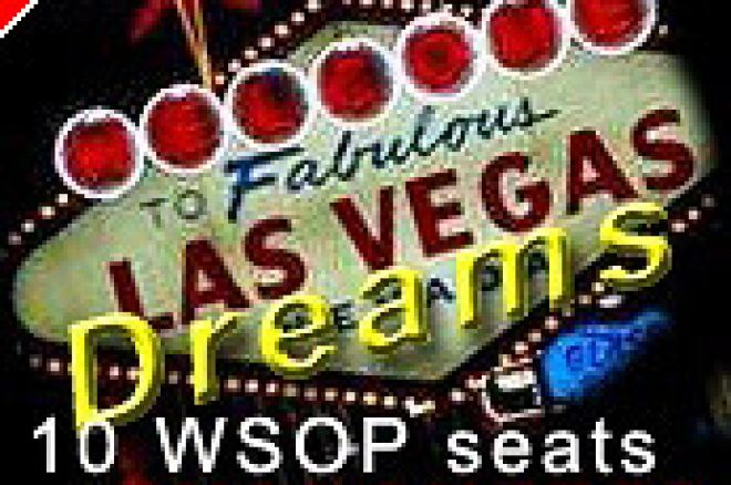 EmpirePoker is launching the Vegas Dreams Tournament! 0001
