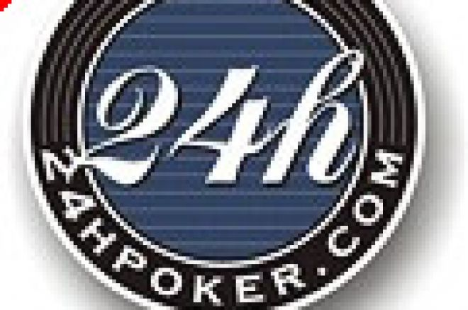 24h Poker make a present to poker players! 0001
